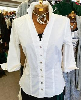 Bluse - Tracht weiß - Tracht Damen