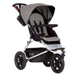 Kinderwagen - Urban Jungle - silver - Mountain Buggy - Kinderwagen