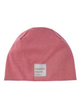 "Kopfbedeckung - Mütze - ""EVERYDAY WILL BE COOL""  - rose - NAME IT KIDS"