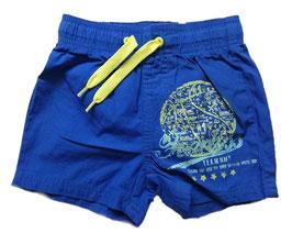 Hose - kurz - Badehose - Nautical Blue - NAME IT JUNGE