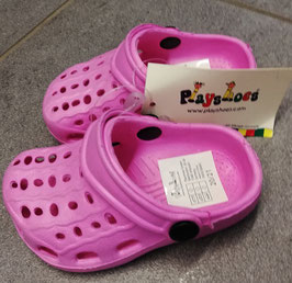 Clogs -pink - Playshoes