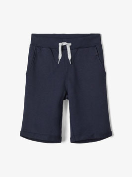 Short - Sweatshorts - blau - AKTION - NAME IT JUNGE
