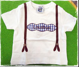 Lausbua Kinder Shirt - Kindertracht