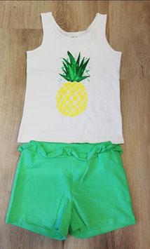 Sommerkombi - Ananas - NAME IT KIDS MÄDCHEN