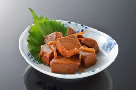 かつおの生姜炊き