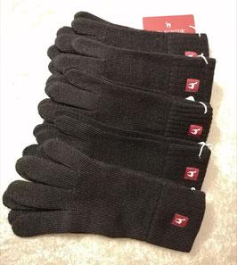 Fingerhandschuhe unifarben schwarz - Für Sie und Ihn
