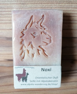 """Alpaka-Keratin Handseife """"Noxi"""" - Orientalischer Duft"""