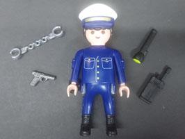 PLAY.FIG09.A1399.6502 POLICIA GORDO CON ARMAS