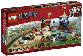 LEGO 4737 HARRY POTTER PARRTIDO QUIDDITCH MATCH