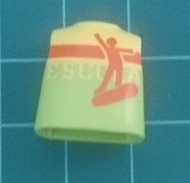 PLAY.T41.B699.6865 TORSO NIÑO VERDE SURF