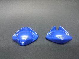 Play.CG09.B5.A Sombrero Tricornio Pico Abierto (Azul Marino)