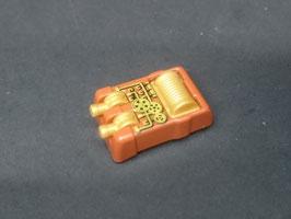 PLAY.CP10.A1499.9146 APARATO MAQUINA DEL TIEMPO MARRON GOLD