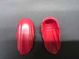 Play.CG23.B6721.3652# Pañuelo Manto Cabeza Virgen (Rojo)