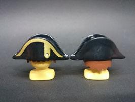 Play.CG09.A6762.6933 Sombrero Napoleonico (Negro/Dorado)