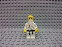 LEGO VARIOS MOD.S00.00.12 MINIFIGURA ABUELO KARATEKA