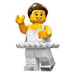 LEGO 71011 MINIFIGURA SERIE 15 Nº 10 BAILARINA