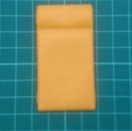 Play.CP40.C6821.9970 Colchon cuna/cama (Naranja)