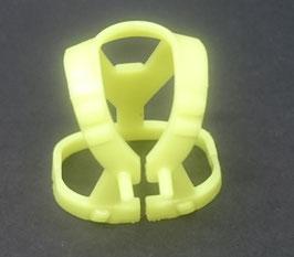 Play.A49.A5624.6993 Tirantes cinturon arnes escalador (amarillo fluor)
