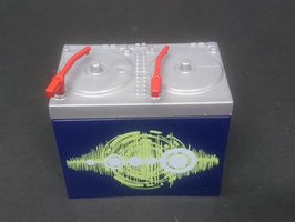 Play.CG24.B399.5377 Caja DJ azul