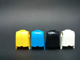 PLAYMOBIL TORSO 1ª GEN (BLANCO)
