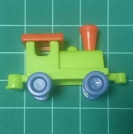 Play.CP56.B1299.9264 Juguete Tren Locomotora Verde/Rojo