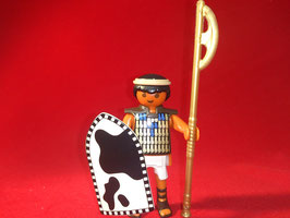 PLAYMOBIL MOD.FIG09.B300.4245-03 SOLDADO EGIPCIO ALABARDA