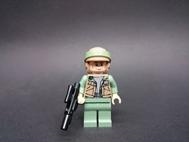 MINIFIGURA SW MOD.S02.B1.8489 ENDOR REBEL TROOPER C/ BLASTER