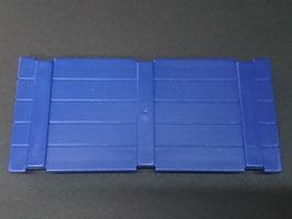 Play.CG19.0024.2710 Baul Rectangular Ataud Tapa Azul