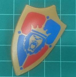 PLAY.CG14.A1263.5224 Escudo Suizo Dorado Leon Central