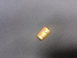 PLAY.D02.C521.7750 BRAZALETE PUÑO CORREA GOLD (X1 UND)