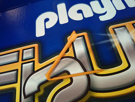 PLAY.TP17.A302.4410 FLECHAS TRIPLE AMARILLO