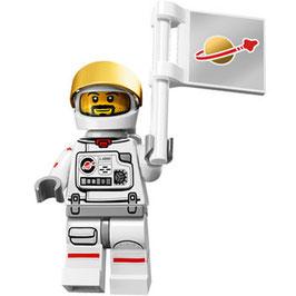 LEGO 71011 MINIFIGURA SERIE 15 Nº 02 ASTRONAUTA