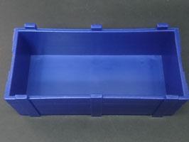Play.CG19.0024.2700 Baul Ataud Rectangular Caja Azul