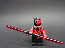 MINIFIGURA SW MOD.S02.C1.00 DARTH MAUL C/ SWORD DOBLE