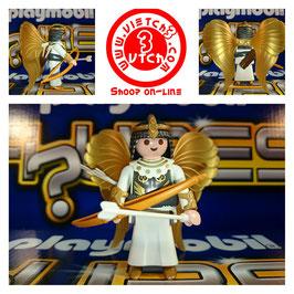 PLAYMOBIL GUERRERO ANGEL ARQUERO MOD. 5537-02-TP13