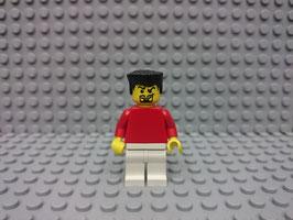LEGO VARIOS MOD.S00.00.05 MINIFIGURA TORSO ROJO V