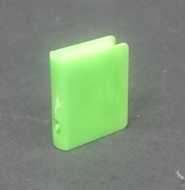 PLAY.CP45.A3404.2042 Libro Cerrado pequeño Verde Claro