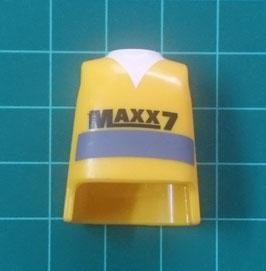 "PLAY.T03.C699.9844 TORSO AMARILLO#03 ""MAXX7"""