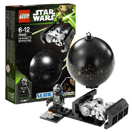LEGO STAR WARS | 75008  TIE BOMBER & ASTERIORID FIELD