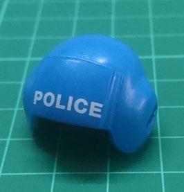 "PLAY.CG05.B563.6872# CASCO PILOTO AZUL ""POLICE"""