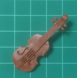 PLAY.G14.C1499.70025 INSTRUMENTO VIOLIN MARRON II