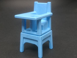 Play.CP43.B4861.1130 Trona Desmontable Bebe (Azul)