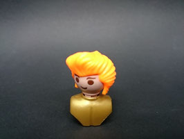 PLAY.CGPF.C1.L12 Pelo Elvis Tupe Naranja