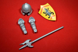 Play. MOD.LOT01.00.10 SET ARMAS MEDIEVAL LEON I