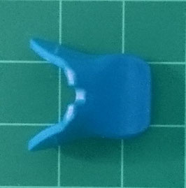 PLAY.CP03.A1405.8622 Asiento para caballo balancin azul