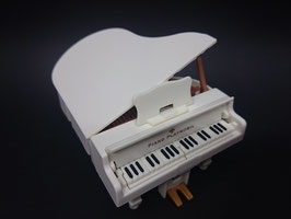 PLAY.BL03.0099.6458 INSTRUMENTO PIANO DE COLA BLANCO (MUSICAL)