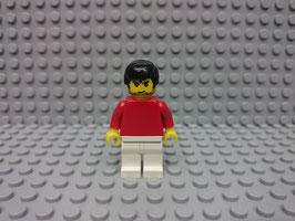 LEGO VARIOS MOD.S00.00.02 MINIFIGURA TORSO ROJO II
