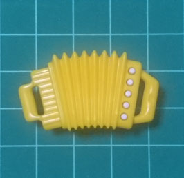 PLAY.G11.B3499.70025 INSTRUMENTO ACORDEON AMARILLO