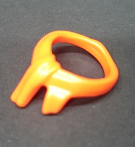 Play.C11.B1309.5370# Pañuelo Cintillo (Naranja)