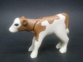 Play.ANI15.A1367.4912 Animal Ternero (Blanco/Marron)